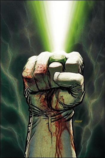 Green Lantern #1 Cover Teaser