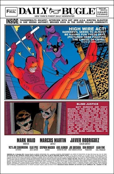 Daredevil #5 (2011) pg 1