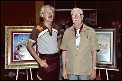 Bruce Hamilton and Carl Barks 2