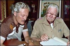 Bruce Hamilton and Carl Barks