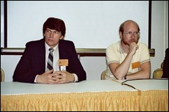 Jim Shooter and Steve Englehart