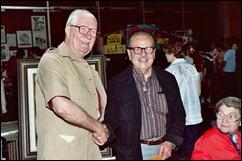 Carl Barks and Burne Hogarth 2