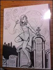 Buffy by Rebekah Isaacs
