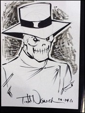 Scourge sketch by Todd Nauck