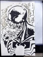 Venom Sketch by Todd Nauck