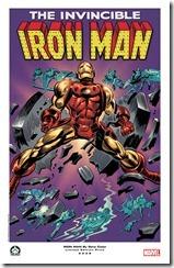 Gene Colan Iron Man
