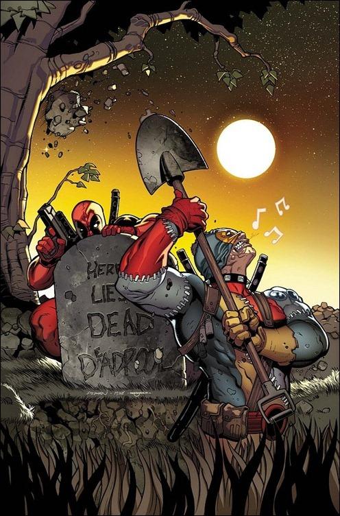 Deadpool #49