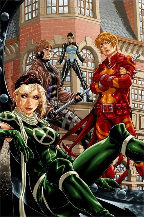 X-Men: Legacy #260 cover
