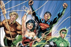 Jim Lee's new Justice League