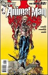 Animal Man #1 (2011)