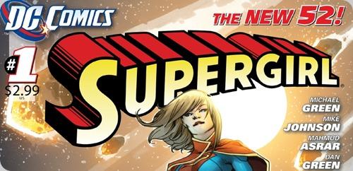 Supergirl (DC) 2011