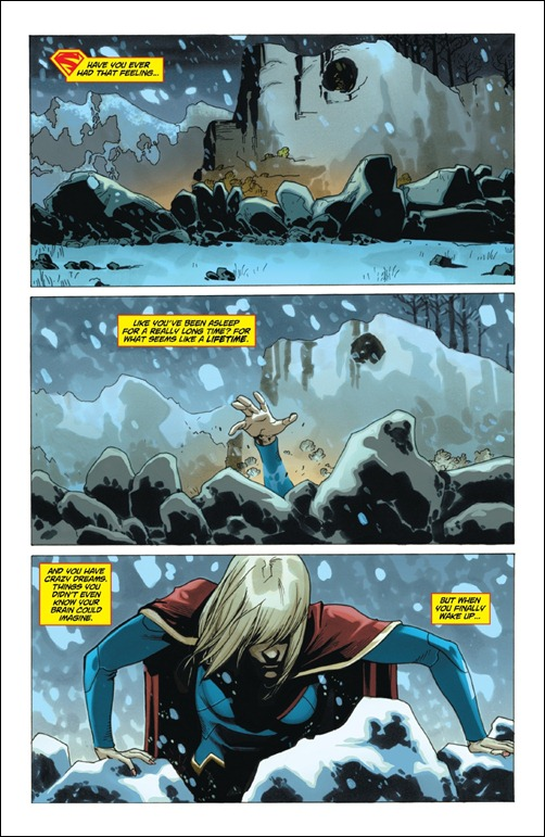 Supergirl #1 page 2