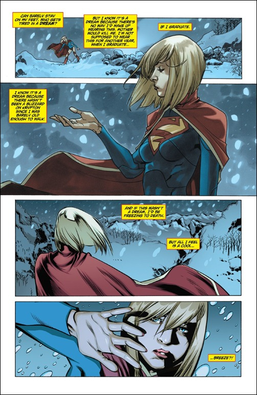 Supergirl #1 page 4