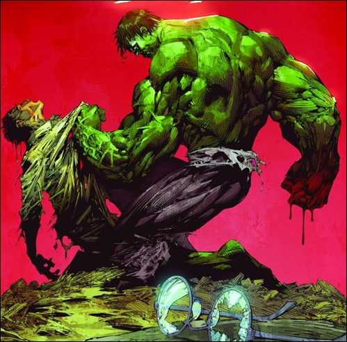 Incredible Hulk #1 2011