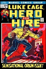 Luke Cage, Hero for Hire Vol 1 #1