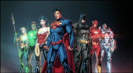 'The New 52' commercial