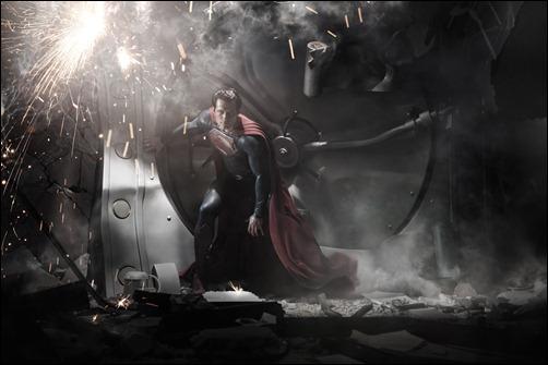 Superman Promotional Still