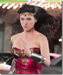 Wonder Woman Adrianne Palicki takes charge
