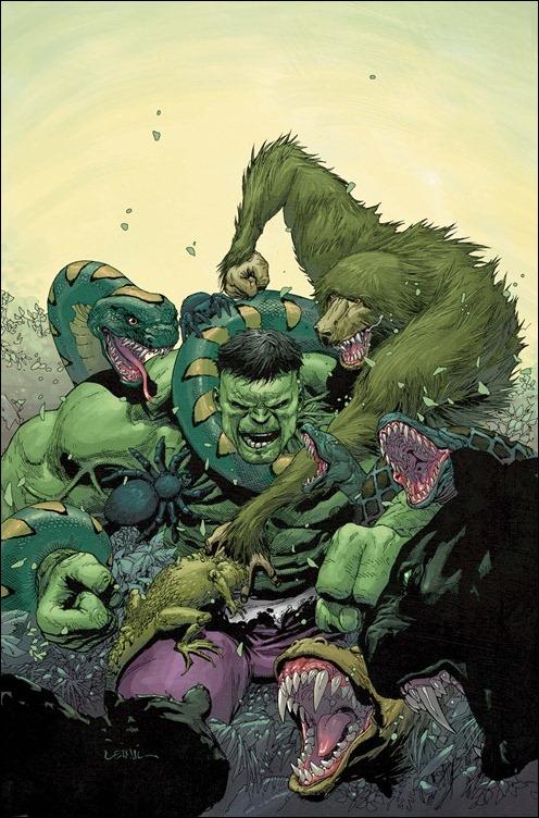 The Incredible Hulk #4