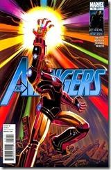 The Avengers #12 (2011)