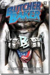 Butcher Baker the Righteous Maker #1