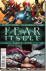 Fear Itself #1