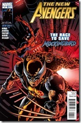 The New Avengers #11