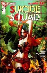 Suicide Squad #1 (2011)