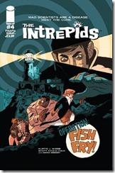 Intrepids #4 (Image) 2011