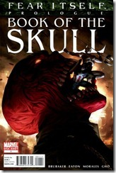 Fear Itself - Book of the Skull #1
