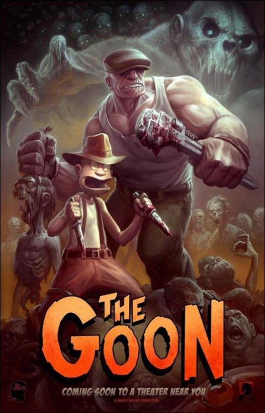 The Goon Film Poster