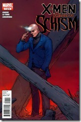 X-Men - Prelude to Schism #1
