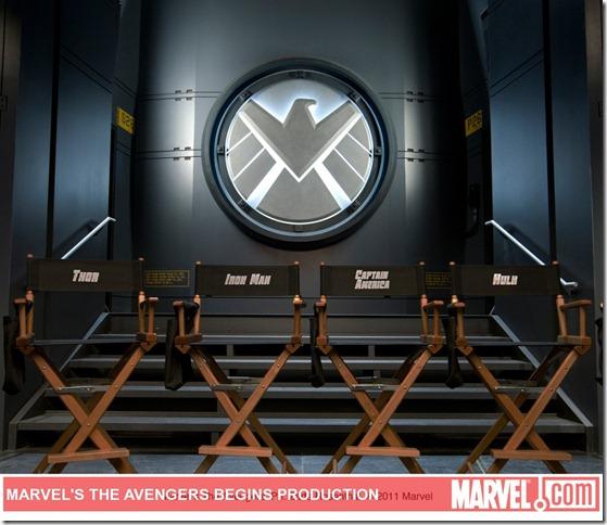 Marvel's The Avengers Production Still