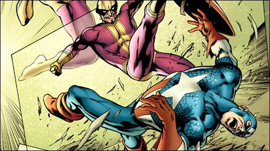 Captain America #6 by Alan Davis