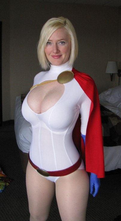 Think, that Power girl cosplayers xxx