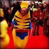Banana Wolverine