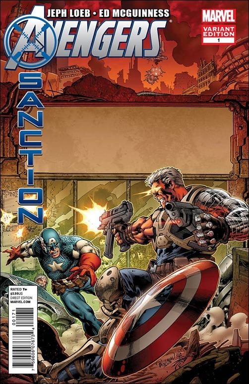 Avengers: X-Sanction Battle Variant