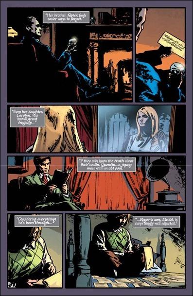 Dark Shadows #1 pg 5