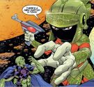 Preview: Martian Manhunter/Marvin The Martian Special #1 (DC)