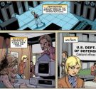Preview - American Way: Those Above and Those Below #1 by Ridley & Jeanty