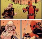 First Look: Deadpool vs. Old Man Logan #1 by Shalvey & Henderson (Marvel)