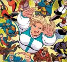 Preview: Faith and The Future Force #1 by Houser, Segovia, & Kitson