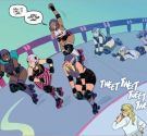 Preview - SLAM!: The Next Jam #3 by Ribon & Julia (BOOM!)