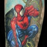 Cool Comic Book Tattoos – Part 2