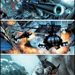 Preview of DC's Justice League #1 by Jim Lee