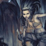 Preview: Orchid #1 (Dark Horse)