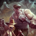 Eric Powell's The Goon PSA by David Fincher and Blur Studio