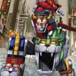 Voltron Returns in December 2011 from Dynamite Entertainment