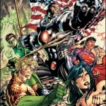 DC Comics January 2012: Justice League Solicitations
