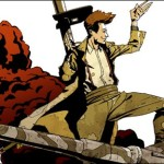 Peter Panzerfaust by Wiebe and Jenkins arrives in February from Image